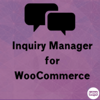 Inquiry Manager Plugin for WooCommerce